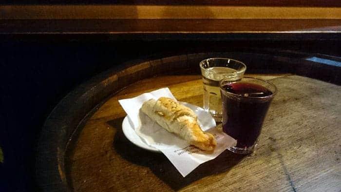 Vino Alcool Legno Bacaro Venezia