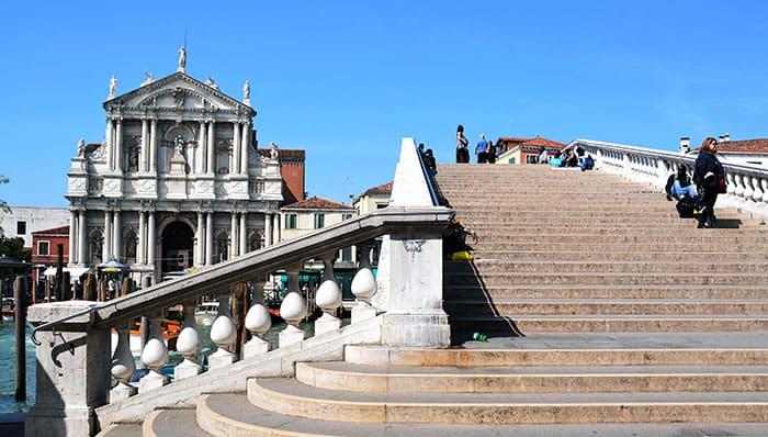 Scalzi Venise Gare