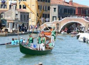 Voga Venezia Canal Grande