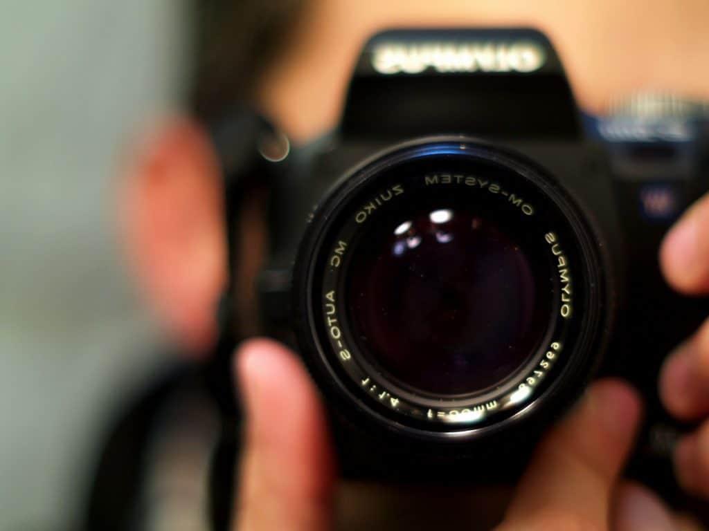 Pentax Canon Kodak Reflex