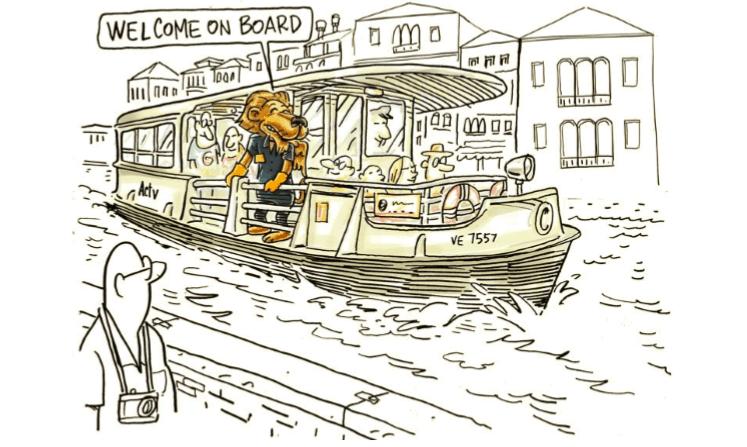 public transport venice