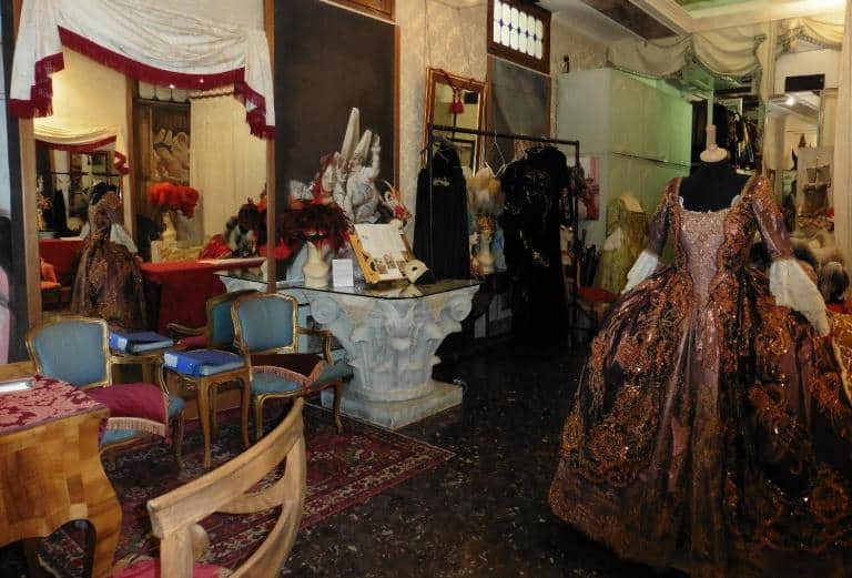 Venice Craft: the atelier
