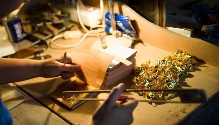 laboratorio-battiloro-artigianato-venezia