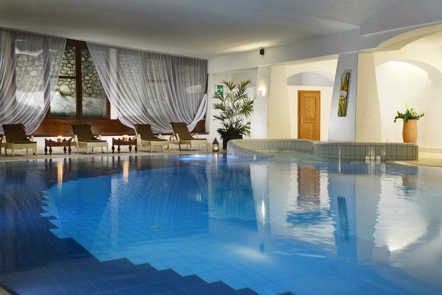 Spa in Italy: Cortina