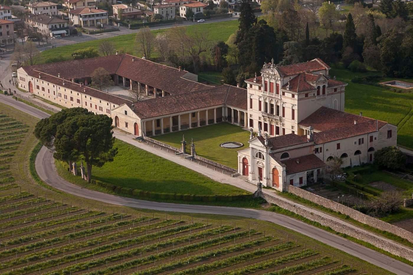Venetian Villas: Villa Angarano