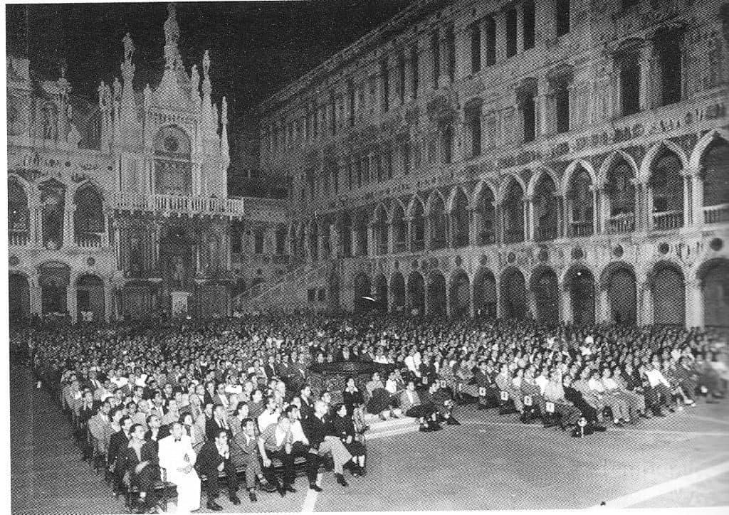 Venice Film Festival: the origins