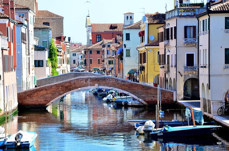 Vacances Vénétie: ville de Chioggia