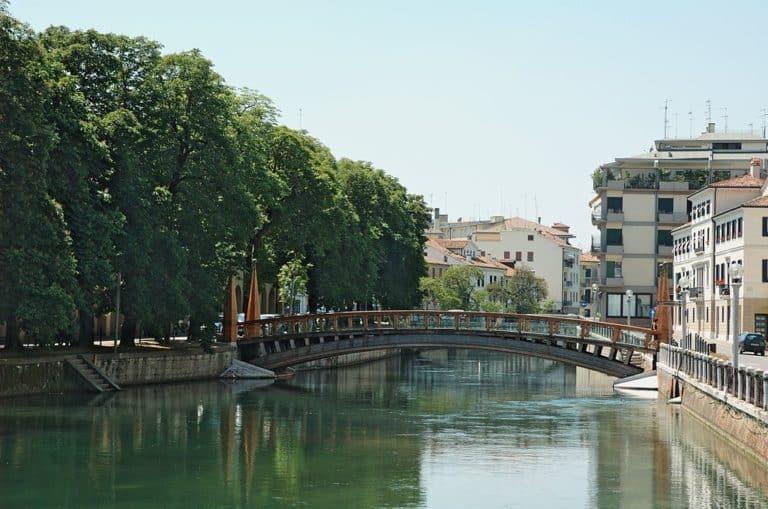 Visiter Trevise: Le fleuve Sile