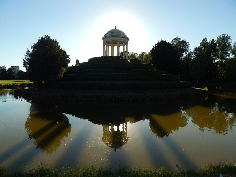 Visiter Vicenza: le Parc Querini une photo d'Angela Grigenti