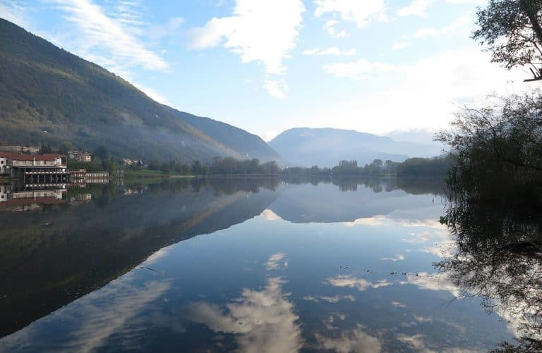 Visiter Trevise : Une idée de pique-nique aux lacs de Revine
