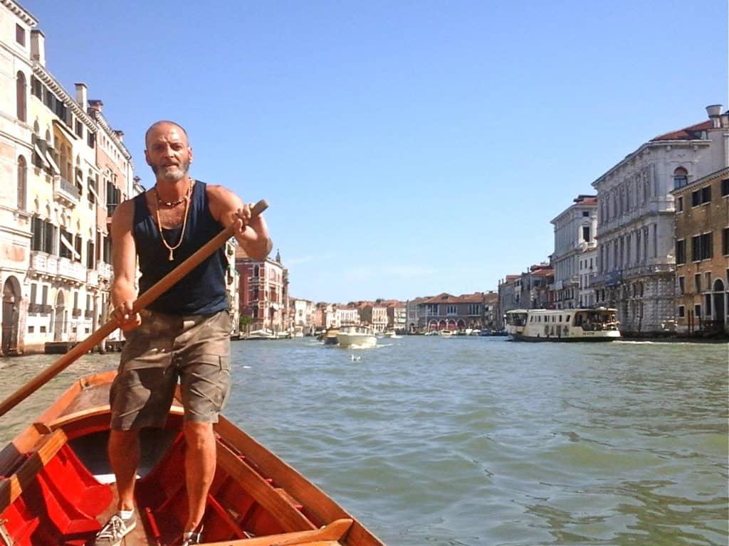 Attrazioni a Venezia: la voga alla veneta