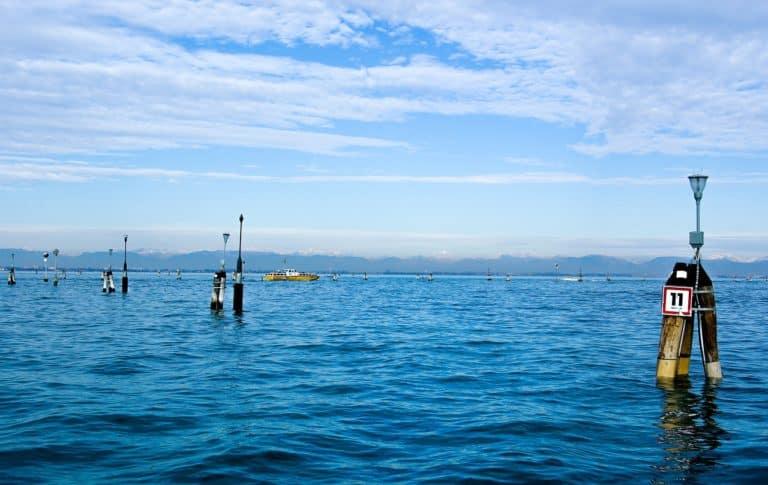 Que visiter à Venise: la lagune de Venise