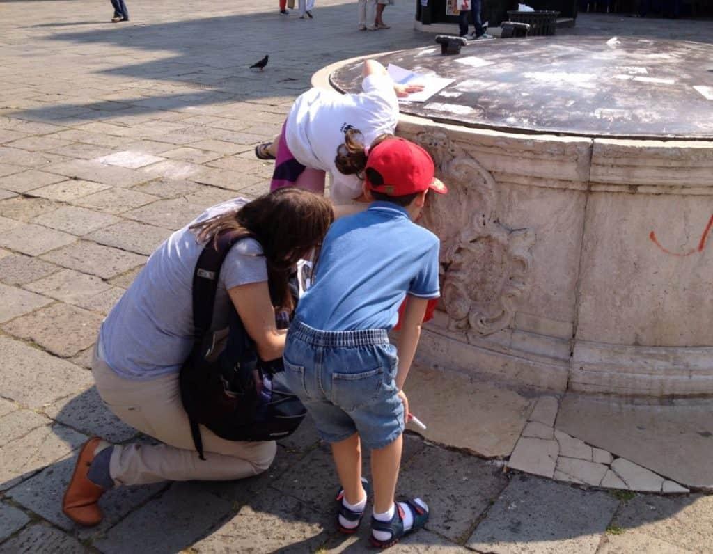 Caccia al tesoro a Venezia