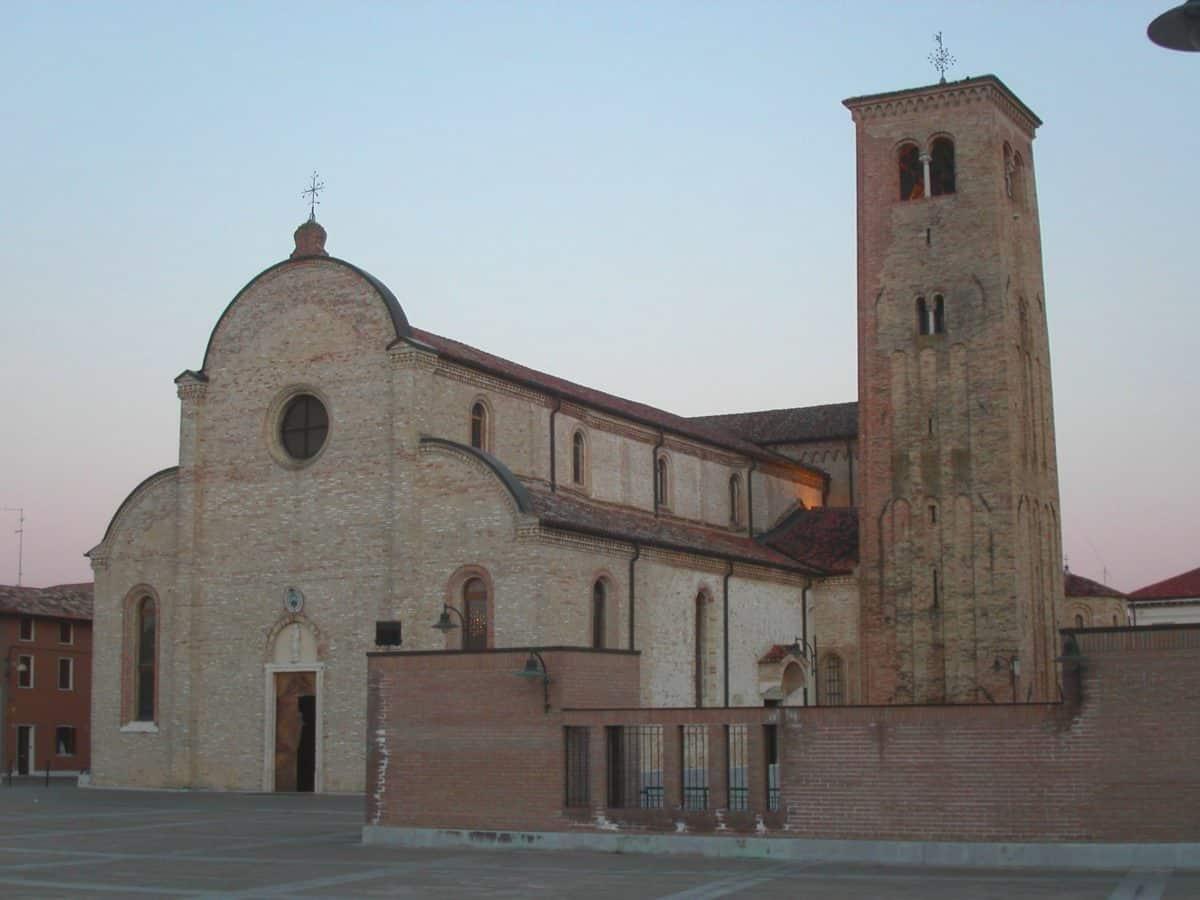 Cosa vedere da Caorle: l'antica cattedrale di Concordia Sagittaria