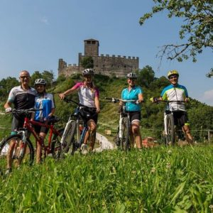 Bike Tour in den Dolomiten