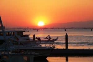Venedig gondel bei nacht 6
