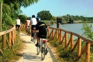 Venetien Sehenswürdigkeiten entdecken durch eine Radtour