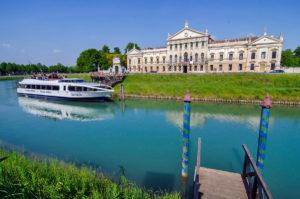 Die Brenta-Villen: Schifffahrt von Venedig nach Padua den Fluss entlang!