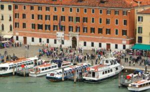 Inseln von Venedig boat