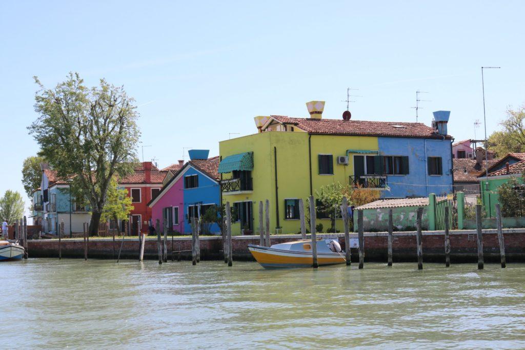 Ausflugziele rund um Cavallino mit Kanadier in der venezianischen Lagune