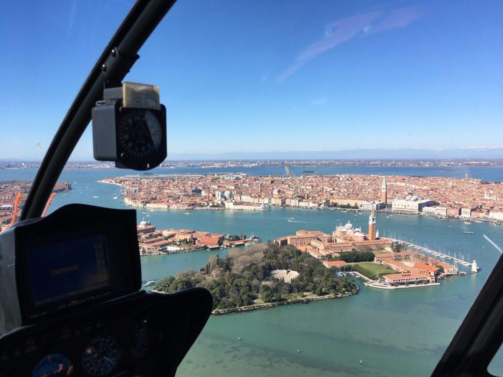 Hubschrauber Tour