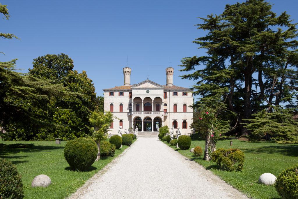Castello di Roncade Wein: Führung und Weinprobe!