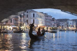 Veduta di Venezia dal Canal Grande: Visite e Tour