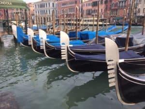 Venedig gondel bei nacht 8