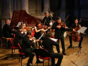 Venezia. Concerto di musica