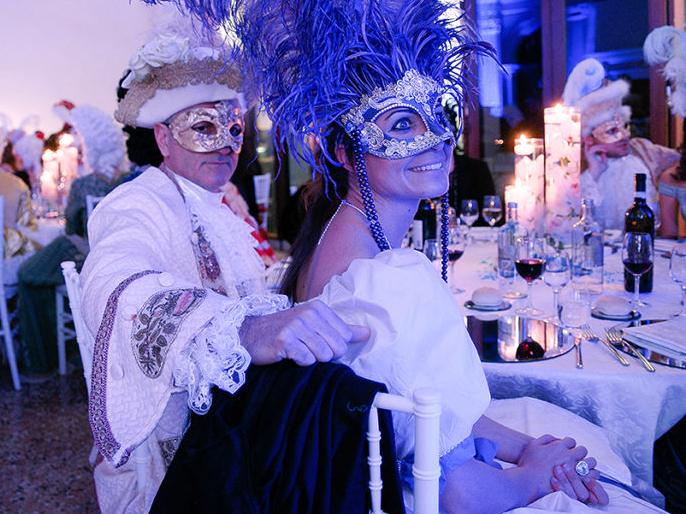 Ballo in maschera Carnevale Venezia Ball of Dreams