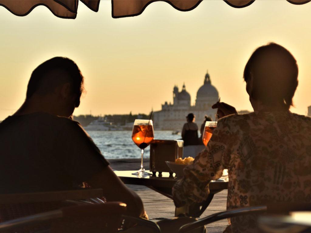 Venezia in due giorni. Aperitivo