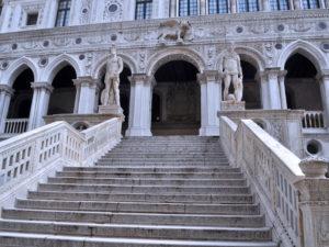 Dogenpalast Venedig eintrittskarte foto